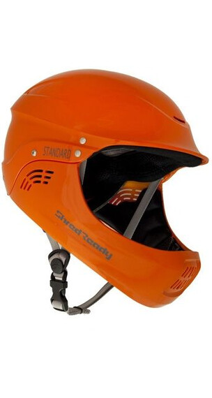 Shread Ready Standard Full Face Safety Orange